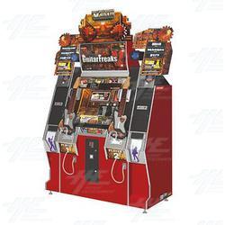 GuitarFreaks V Music Arcade Machine