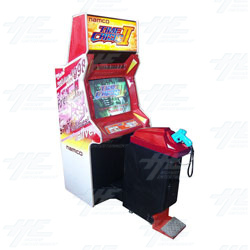 Time Crisis 2 Single Arcade Machine