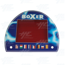 Boxer Matrix Display Glass