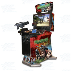 Paradise Lost Arcade Machine