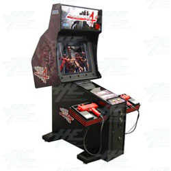 House Of The Dead 4 Sd Arcade Machine Shooting Games Arcade