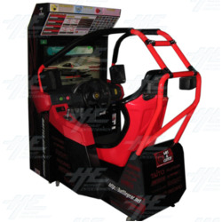 Battle Gear 4 Tuned Pro Arcade Machine