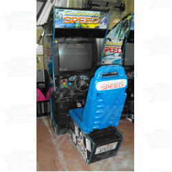 California Speed SD Arcade Machine