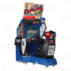 Chase H.Q.2 Driving Arcade Machine