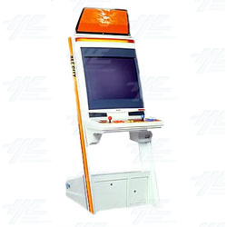 Net City Upright Arcade Cabinet