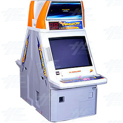 New Versus City Arcade Cabinet
