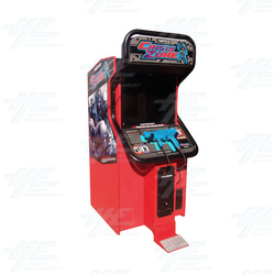 Crisis Zone SD Arcade Machine