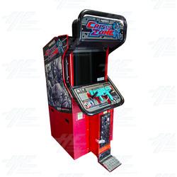 Crisis Zone SD Arcade Machine