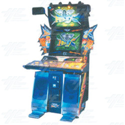Rock Fever 2 Arcade Machine