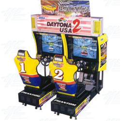 Sega Daytona USA 2 Twin