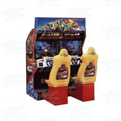 Tokyo Wars SD Twin Arcade Machine