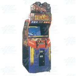 Total Vice SD Arcade Machine