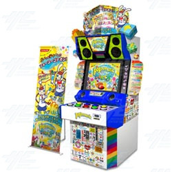 Pop n Music 16 Party Arcade Machine