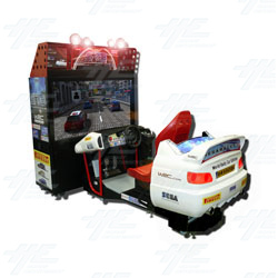 Sega Rally 3 DX Arcade Machine