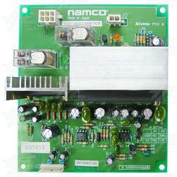 Crisis Zone Bass Amplifier PC Board