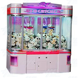 UFO Catcher 21 Crane Machine