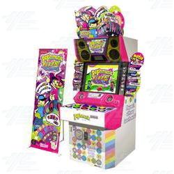 Pop n Music 14 Fever! Arcade Machine