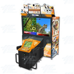 Primeval Hunt DX Arcade Machine