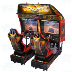 Dirt Devils Twin Arcade Machine
