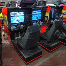 Daytona USA Twin Driving Arcade Machine