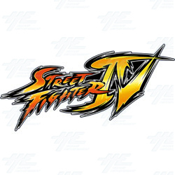 Street Fighter 4 Twin Kit
