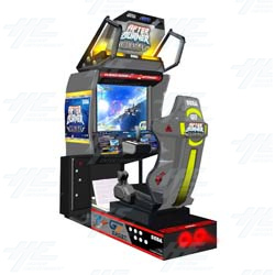 After Burner Climax SD Arcade Machine