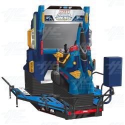 After Burner Climax SDX Arcade Machine