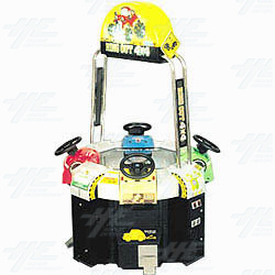 Ring Out 4x4 Arcade Machine
