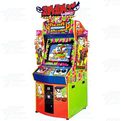Gachaga Champ Arcade Machine (Bishi Bashi Series)
