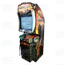 Big Buck Safari SD Arcade Machine