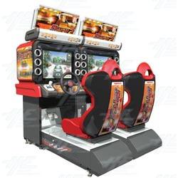 Wangan Midnight Maximum Tune 2 Twin Arcade Machine