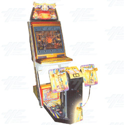 The Maze of the Kings SD Arcade Machine