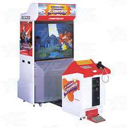 Time Crisis DX Arcade Machine