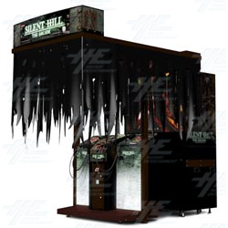 Silent Hill Arcade Machine