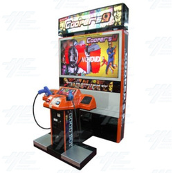 Coopers 9 Arcade Machine