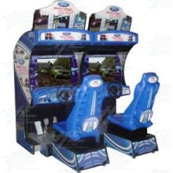 Ford Racing Twin Arcade Machine