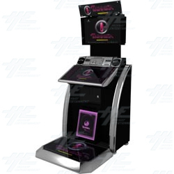 DJ Max Technika Arcade Machine