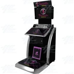 DJ Max Technika Arcade Machine