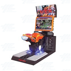 Nirin Motorcycle Racing Arcade Machine