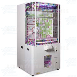 Barber Cut Lite Single Player Crane Machine