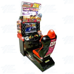 Wangan Midnight Maximum Tune 3DX Arcade Machine (Japanese Version)