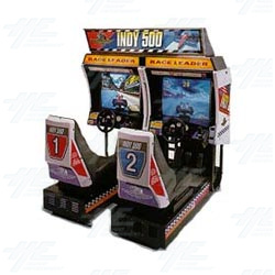 Indy 500 Twin Arcade Machine
