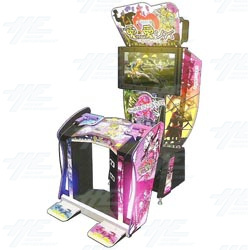 House of the Dead EX Arcade Machine