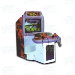Maximum Force DX Arcade Machine