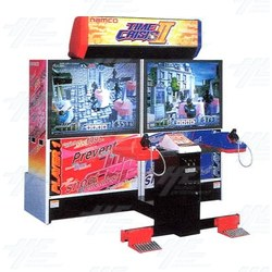 Time Crisis 2 DX Arcade Machine