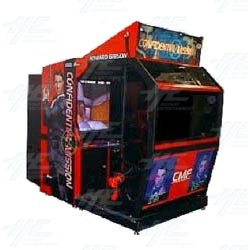 Confidential Mission SDX Arcade Machine