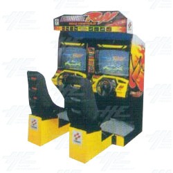 Midnight Run Twin Arcade Machine