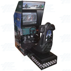 Club Kart SD Arcade Machine