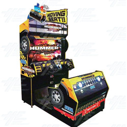 Hummer: Extreme Edition Motion DX Arcade Machine