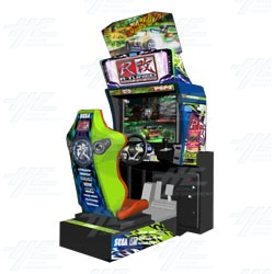 R-Tuned: Ultimate Street Racing Arcade Machine